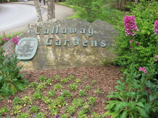 Hope you enjoyed your virtual tour of lovely Callaway Gardens.