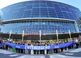 The new Amway Arena draws a crowd for sporting events and music concerts