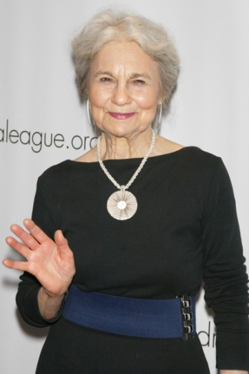 I would have chosen The Titanic's Rose Stuart but given the fact that she is no longer with us, I picked Lynn Cohen. I feel that she has aged gracefully enough to suit Sybil's elderly demeanor and charm.