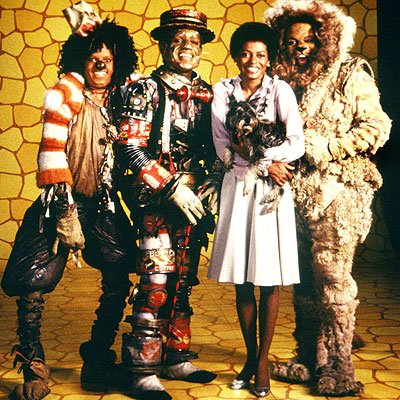"Nipsy Russell in ""The Wiz"""