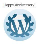 one year blog