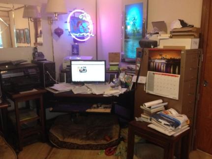 blog tour writing space 001