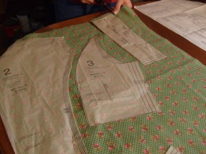cutting-the-pattern-out-pioneer-dress-300x225