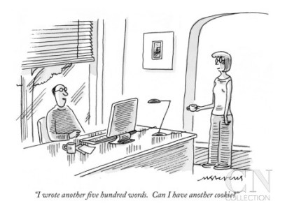 mick-stevens-i-wrote-another-five-hundred-words-can-i-have-another-cookie-new-yorker-cartoon