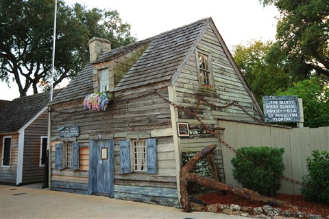 oldest schoolhouse