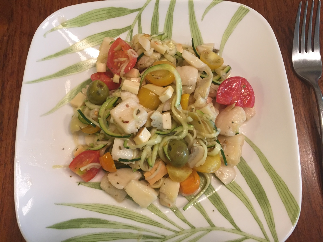Mediterranean Salad 001