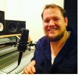 Steven in his studio